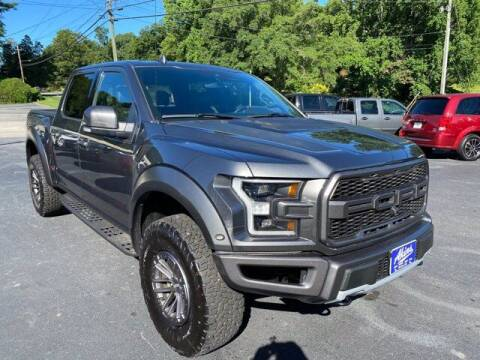 2019 Ford F-150 for sale at Luxury Auto Innovations in Flowery Branch GA