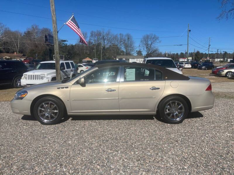 2007 Buick Lucerne for sale at Joye & Company INC, in Augusta GA
