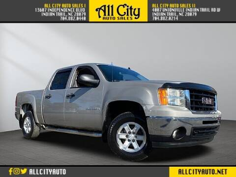 2009 GMC Sierra 1500 for sale at All City Auto Sales in Indian Trail NC