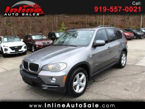 2009 BMW X5 for sale at Inline Auto Sales in Fuquay Varina NC