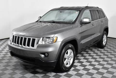 2012 Jeep Grand Cherokee for sale at Southern Auto Solutions-Jim Ellis Volkswagen Atlan in Marietta GA