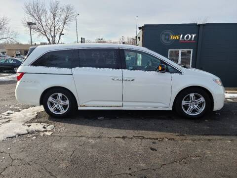 2013 Honda Odyssey for sale at THE LOT in Sioux Falls SD