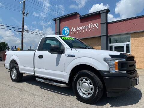2018 Ford F-150 for sale at Automotive Solutions in Louisville KY
