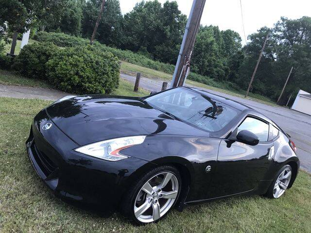 2012 Nissan 370Z for sale at Deluxe Auto Group Inc in Conover NC
