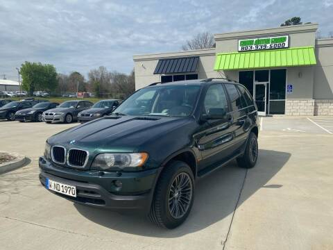 2002 BMW X5 for sale at Cross Motor Group in Rock Hill SC