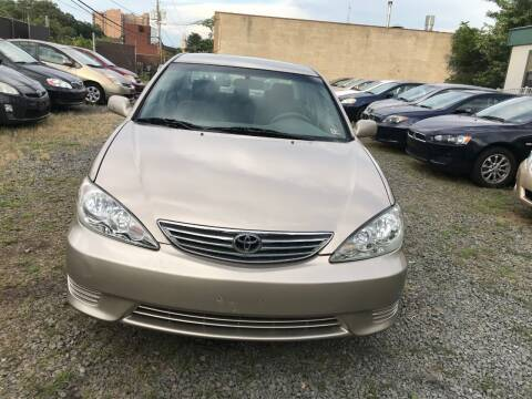 2005 Toyota Camry for sale at A & B Auto Finance Company in Alexandria VA