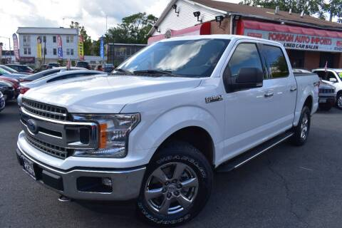 2018 Ford F-150 for sale at Foreign Auto Imports in Irvington NJ