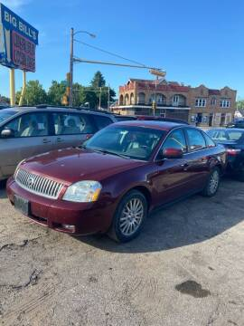 2006 Mercury Montego for sale at Big Bills in Milwaukee WI