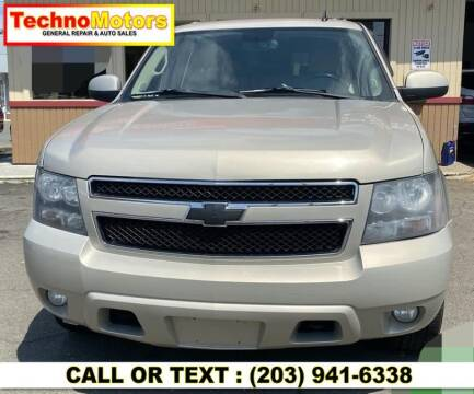 2008 Chevrolet Suburban for sale at Techno Motors in Danbury CT