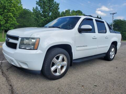 2008 Chevrolet Avalanche for sale at Superior Auto Sales in Miamisburg OH