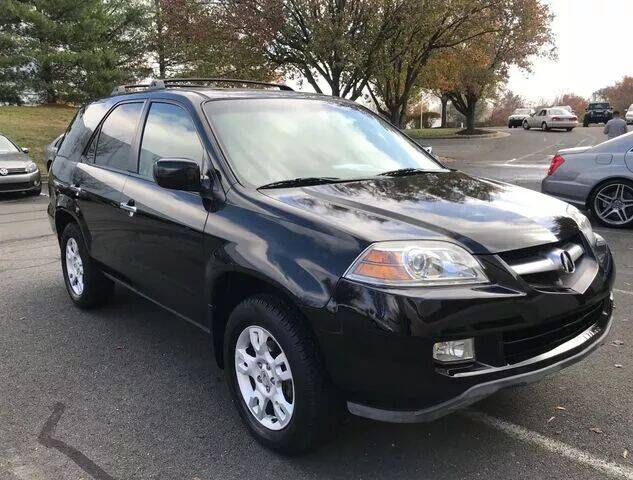 2005 Acura MDX for sale at SEIZED LUXURY VEHICLES LLC in Sterling VA
