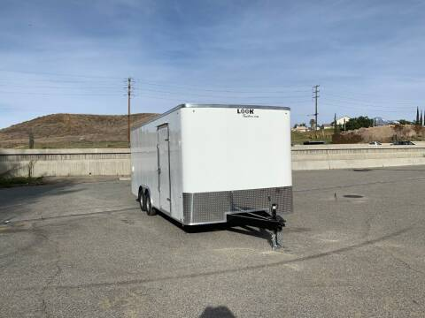 2020 Look Trailers STLA85X20TE2