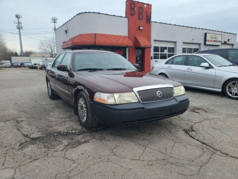 2003 Mercury Grand Marquis for sale at Best Buy Wheels in Virginia Beach VA