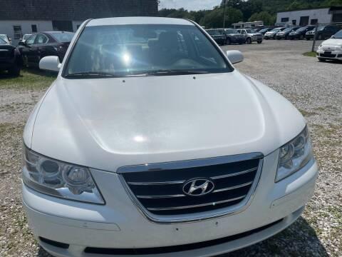 2010 Hyundai Sonata for sale at Ron Motor Inc. in Wantage NJ