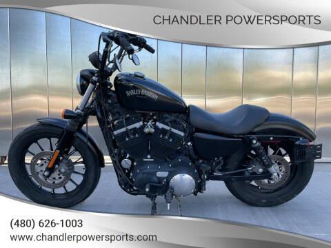 2013 Harley-Davidson Sportster Iron 883 for sale at Chandler Powersports in Chandler AZ