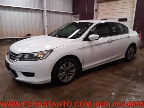 2014 Honda Accord for sale at East Coast Auto Source Inc. in Bedford VA