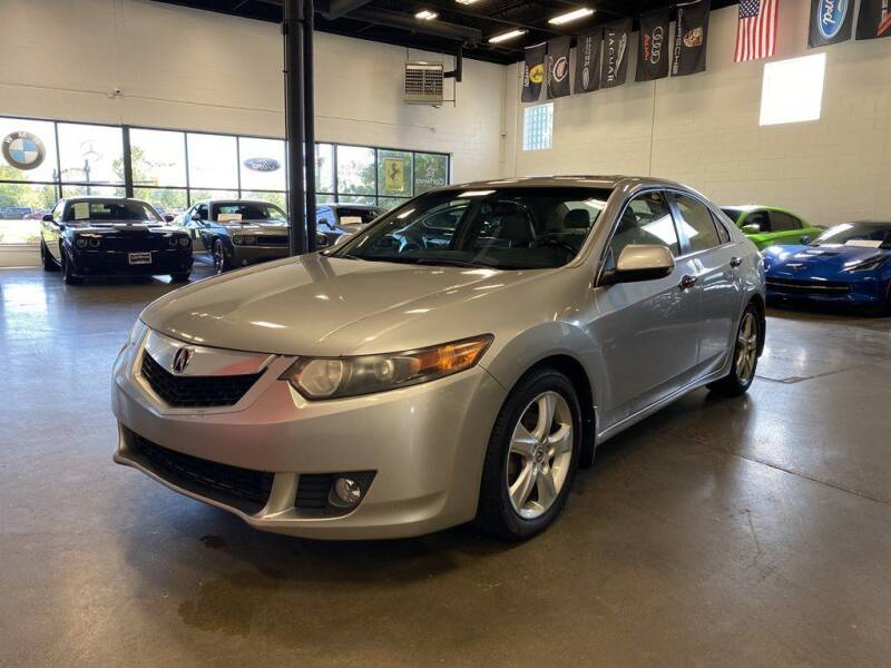 2009 Acura TSX for sale at CarNova in Sterling Heights MI