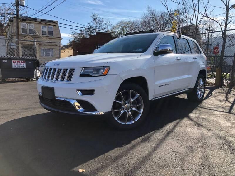 2014 Jeep Grand Cherokee for sale at Elis Motors in Irvington NJ