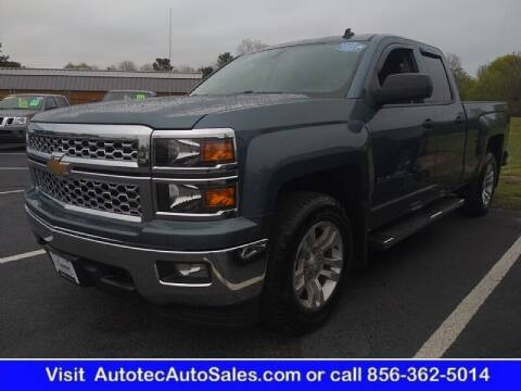 2014 Chevrolet Silverado 1500 for sale at Autotec Auto Sales in Vineland NJ