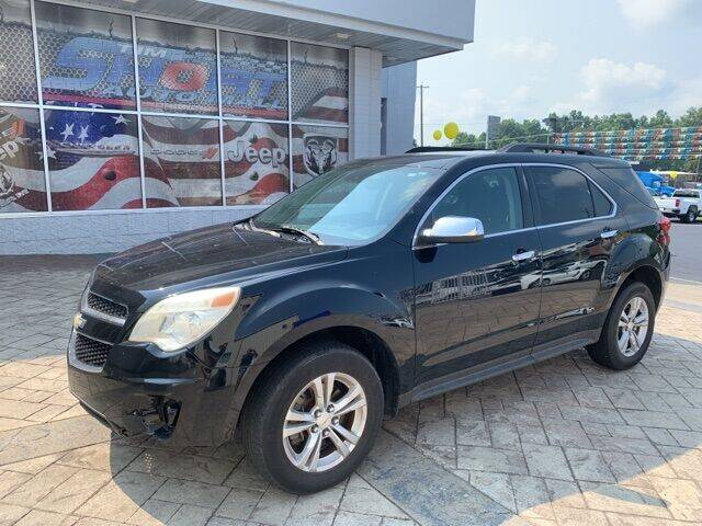 2012 Chevrolet Equinox for sale at Tim Short Auto Mall in Corbin KY