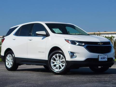 2019 Chevrolet Equinox for sale at BuyRight Auto in Greensburg IN
