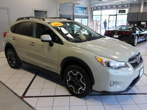 2013 Subaru XV Crosstrek for sale at Crossroads Car & Truck in Milford OH
