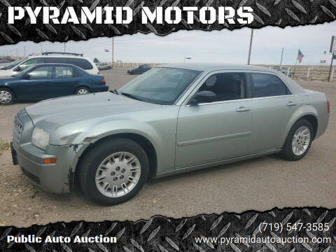 2006 Chrysler 300 for sale at PYRAMID MOTORS - Pueblo Lot in Pueblo CO