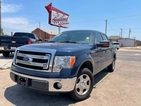 2013 Ford F-150 for sale at Southwest Car Sales in Oklahoma City OK