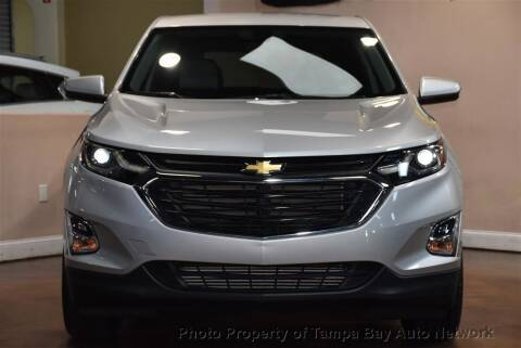 2019 Chevrolet Equinox for sale at Tampa Bay AutoNetwork in Tampa FL