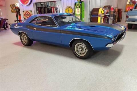1972 Dodge Challenger for sale at Wayne Johnson Private Collection in Shenandoah IA