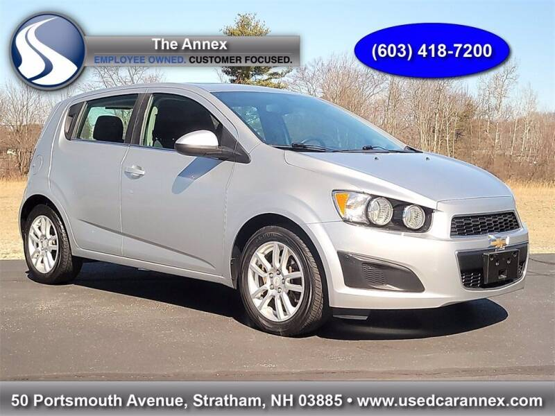 2015 Chevrolet Sonic for sale at The Annex in Stratham NH