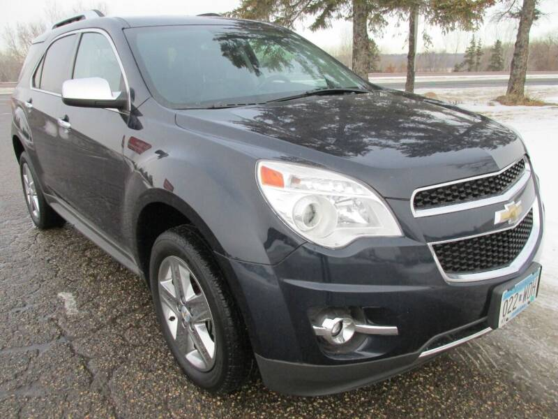 2015 Chevrolet Equinox for sale at Buy-Rite Auto Sales in Shakopee MN