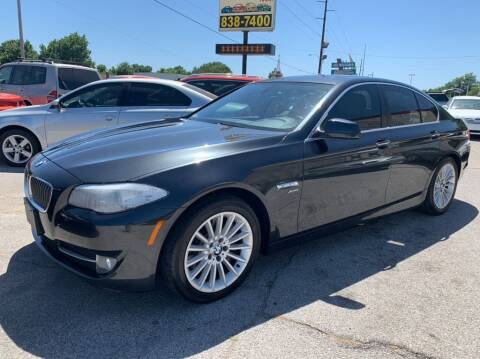 2011 BMW 5 Series for sale at New To You Motors in Tulsa OK
