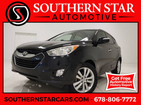2013 Hyundai Tucson for sale at Southern Star Automotive, Inc. in Duluth GA