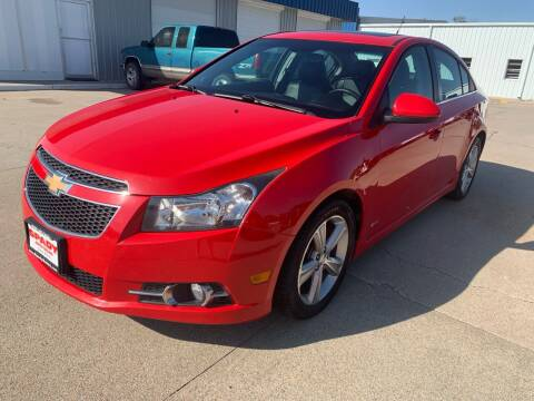 2014 Chevrolet Cruze for sale at Spady Used Cars in Holdrege NE