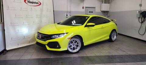 2019 Honda Civic for sale at Napleton Autowerks in Springfield MO