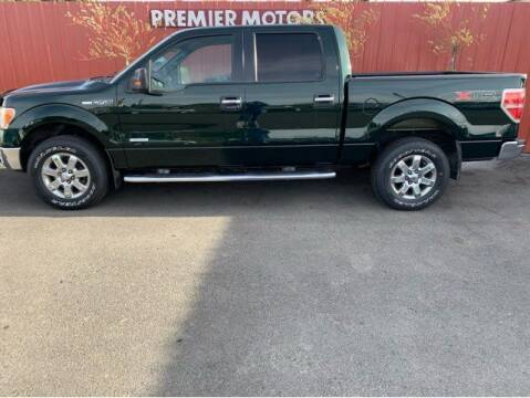 2013 Ford F-150 for sale at Premier Motors in Milton Freewater OR