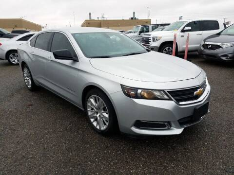 2015 Chevrolet Impala for sale at Buy Here Pay Here Lawton.com in Lawton OK