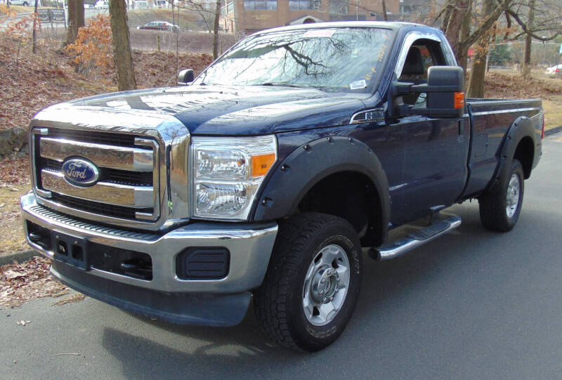 2011 Ford F-250 Super Duty for sale at Lakewood Auto in Waterbury CT