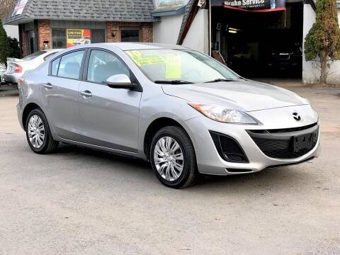 2010 Mazda MAZDA3 for sale at United Auto Service in Leominster MA