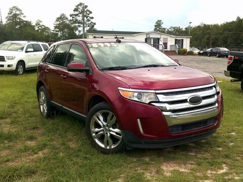 2013 Ford Edge for sale at Let's Go Auto Of Columbia in West Columbia SC