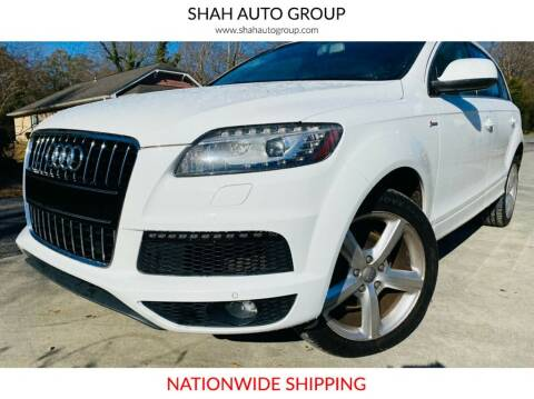 2011 Audi Q7 for sale at E-Z Auto Finance - E-Biz Auto in Marietta GA