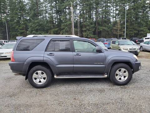 2004 Toyota 4Runner for sale at WILSON MOTORS in Spanaway WA