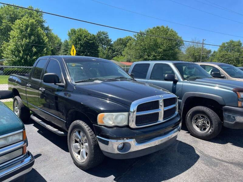 2003 Dodge Ram Pickup 1500 for sale at Cars Across America in Republic MO