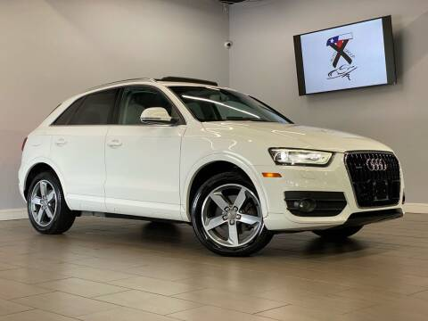2015 Audi Q3 for sale at TX Auto Group in Houston TX