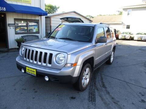 2016 Jeep Patriot for sale at TRI-STAR AUTO SALES in Kingston NY
