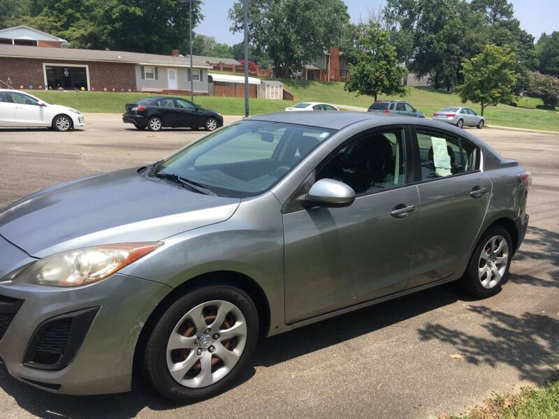 2011 Mazda MAZDA3 for sale at O'Quinns Auto Sales, Inc in Fuquay Varina NC