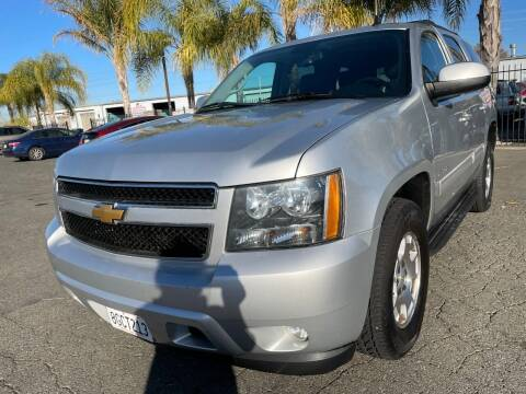 2013 Chevrolet Tahoe for sale at Moun Auto Sales in Rio Linda CA