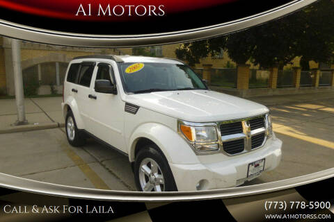 2007 Dodge Nitro for sale at A1 Motors Inc in Chicago IL