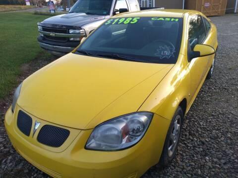 2007 Pontiac G5 for sale at Seneca Motors, Inc. (Seneca PA) in Seneca PA